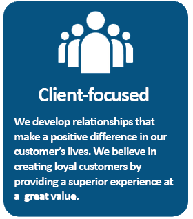 client-focused